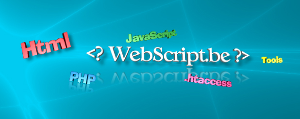 WebScript.be